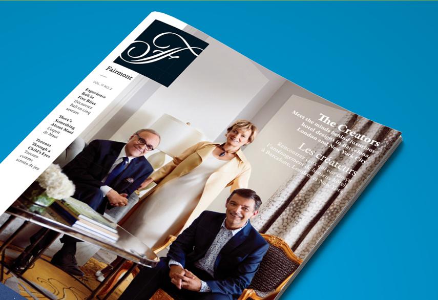 Fairmont Magazine