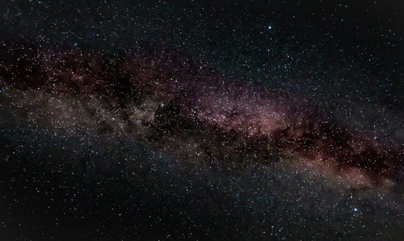 space, milky way