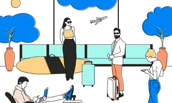 millennials travel leisure work job