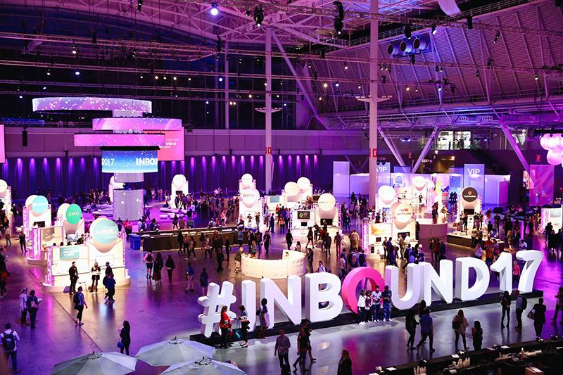 Inbound conference 2017 Inbound17