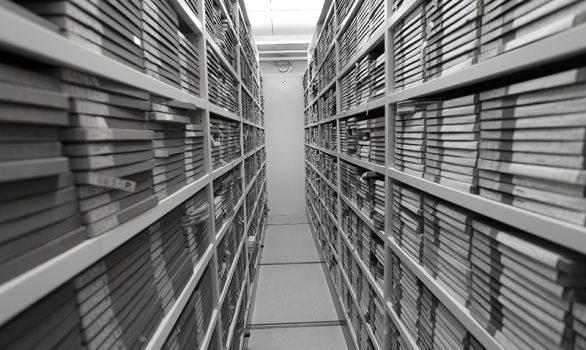 Danish film archives