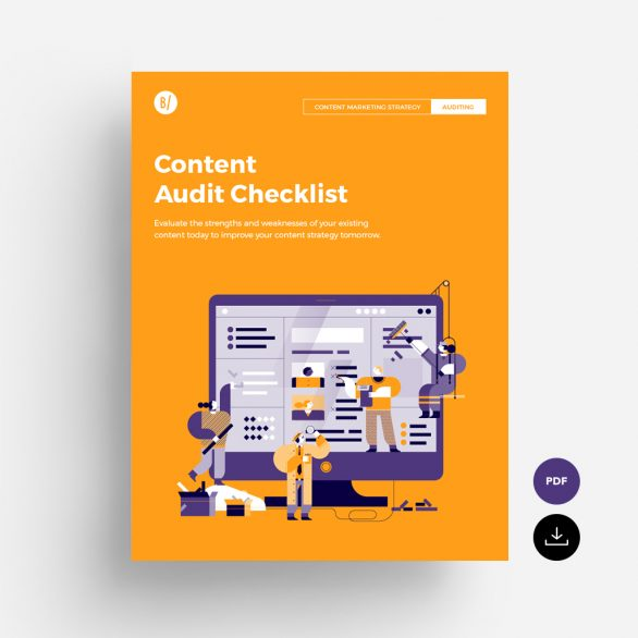 Content Audit Checklist to download