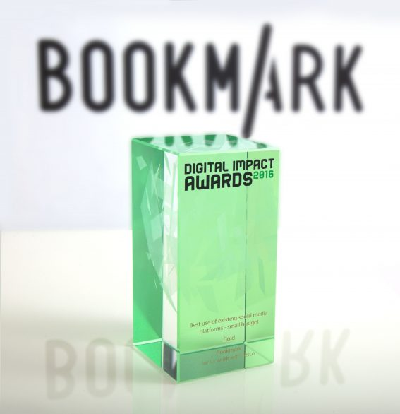 The Digital Impact Award for Best Use of Social Media (small budget).