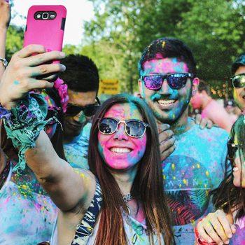 Holi festival India YOLO vs FOMO