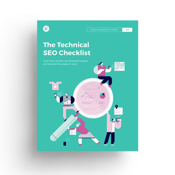 Bookmark's Technical SEO Checklist 2019