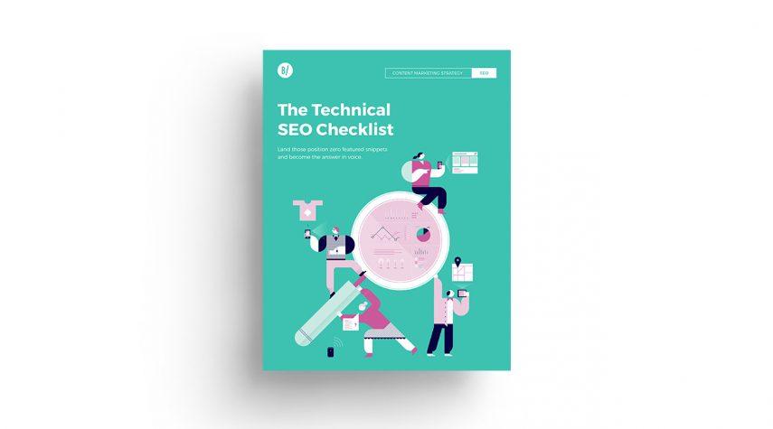 Bookmark's Technical SEO Checklist 2019