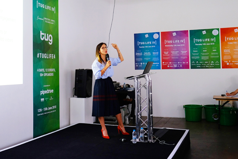 5 Influencer Marketing Myths Debunked by Ruxandra Gheordunescu, at Tug Life IV