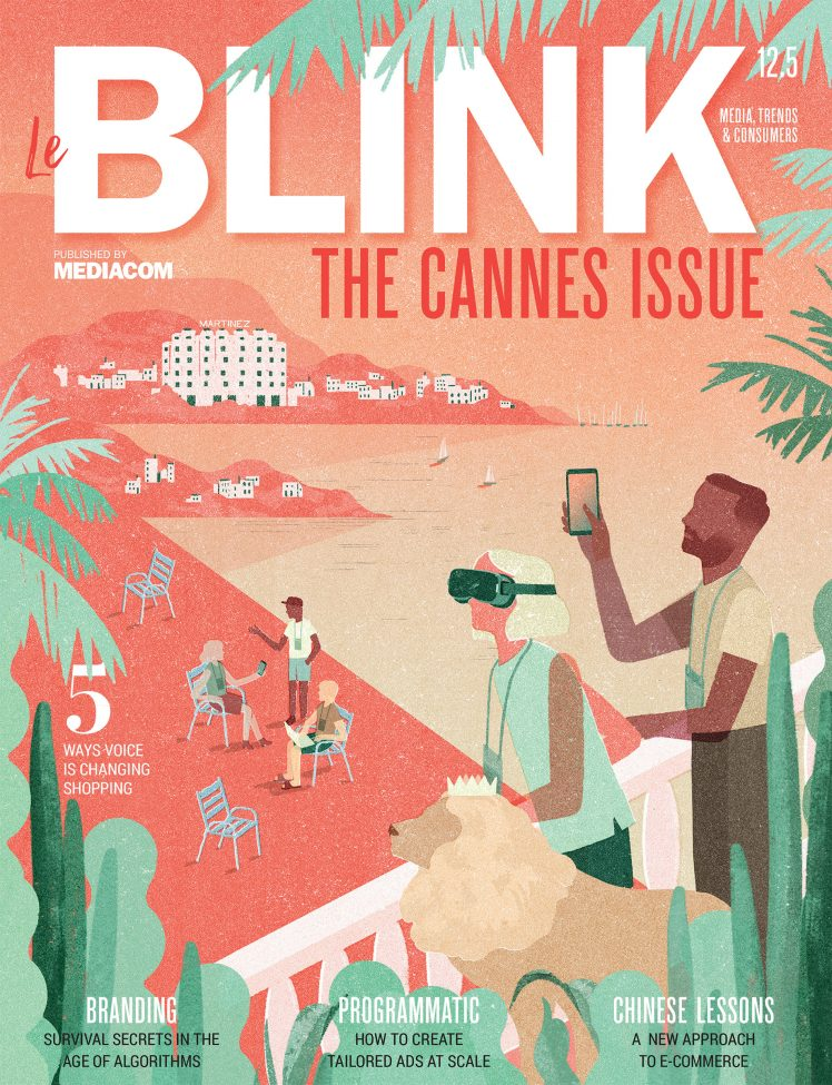 blink magazine cannes issue uk