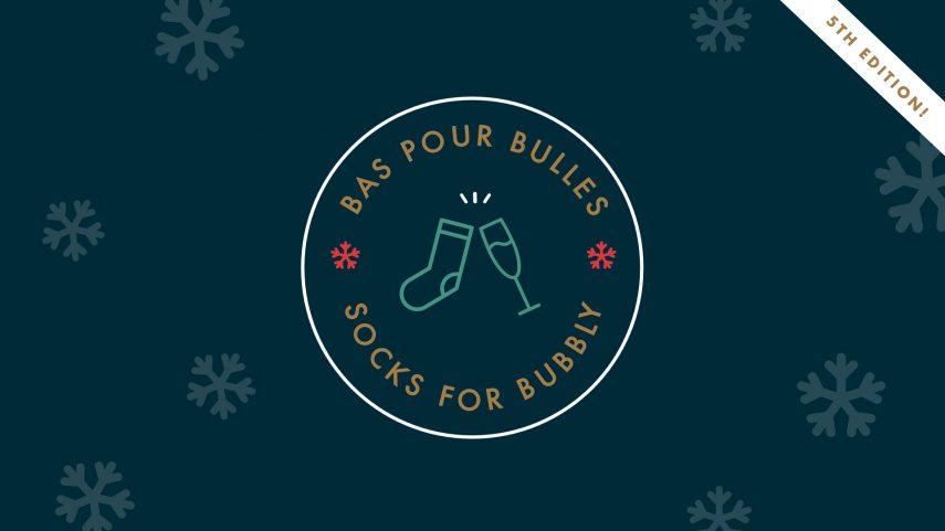 Socks for Bubbly 2018