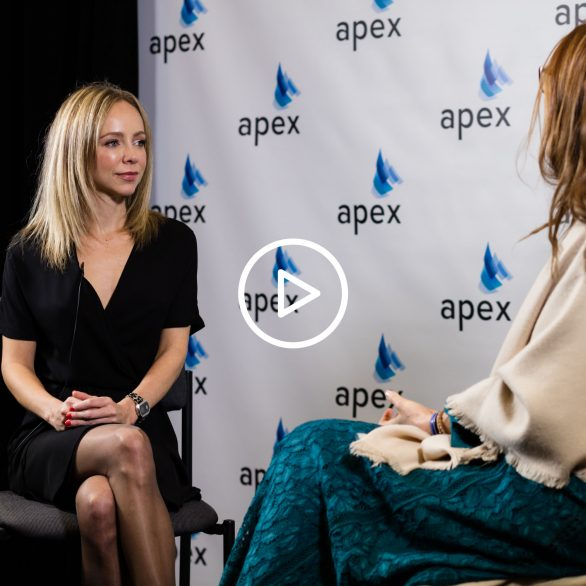 live video interview apex expo 2018 boston