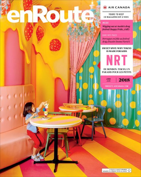 air canada enRoute magazine june 2018 japan