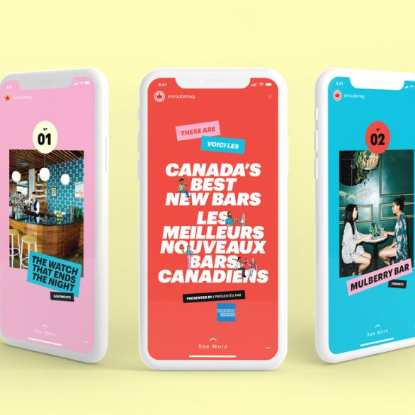 canada best new bars instagram stories