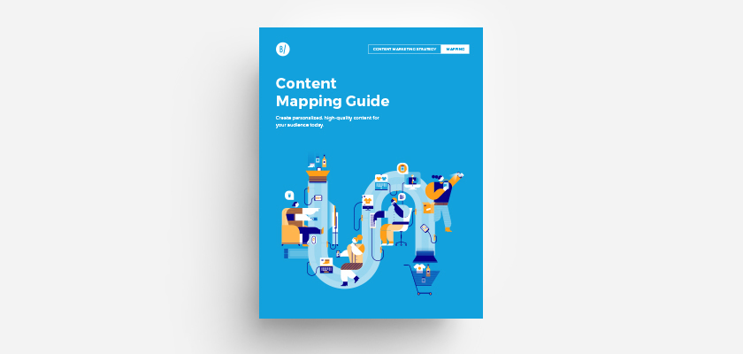 Bookmark Content Mapping Guide Cover