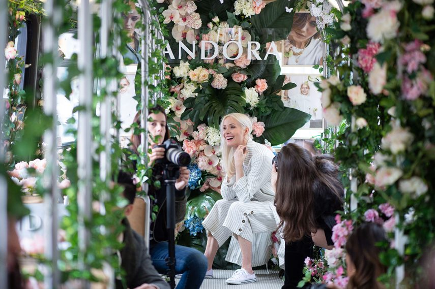 Pandora Garden Launch