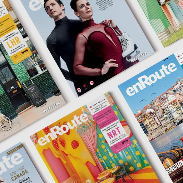 enRoute-Magazine-covers