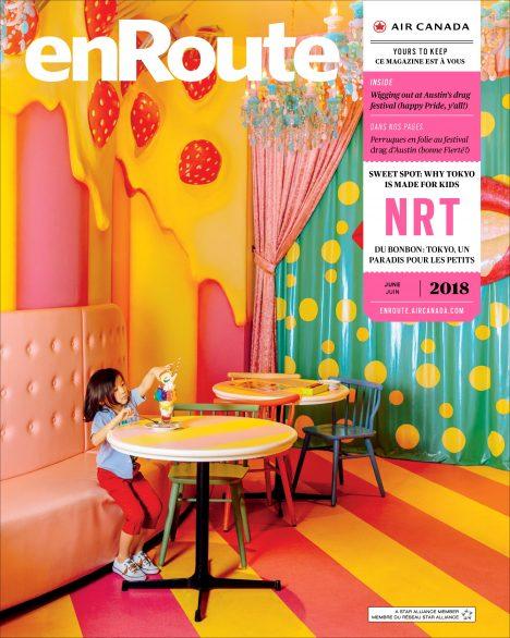 air canada enRoute magazine juin 2018 japon