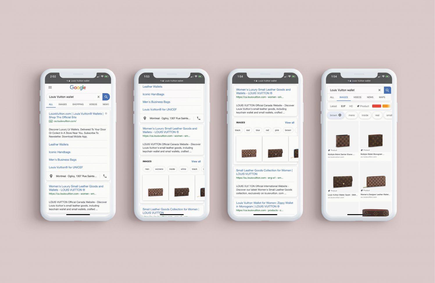 Google-recherche-de-marque-et-résultats-de-l'image
